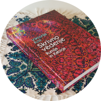Knjiga prtiček krog mala